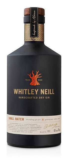 Whitley Neill London Dry Gin 1 Litra
